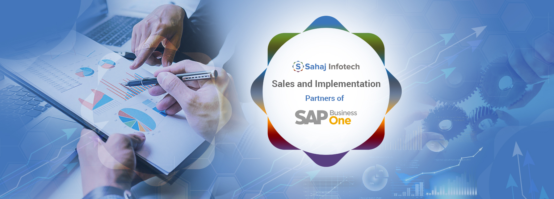 sahaj Infotech Sales and Implementation Sap